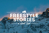 Freestyle Stories in South Tyrol