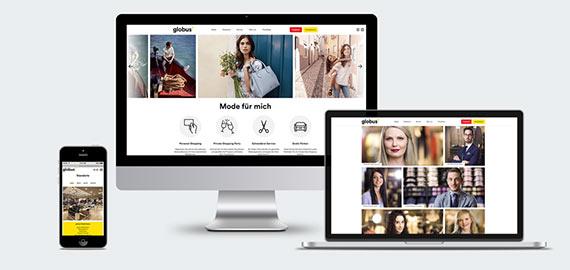 Globus Mode Social & Digital